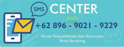 SMS gateway DISPUSIP kota bandung