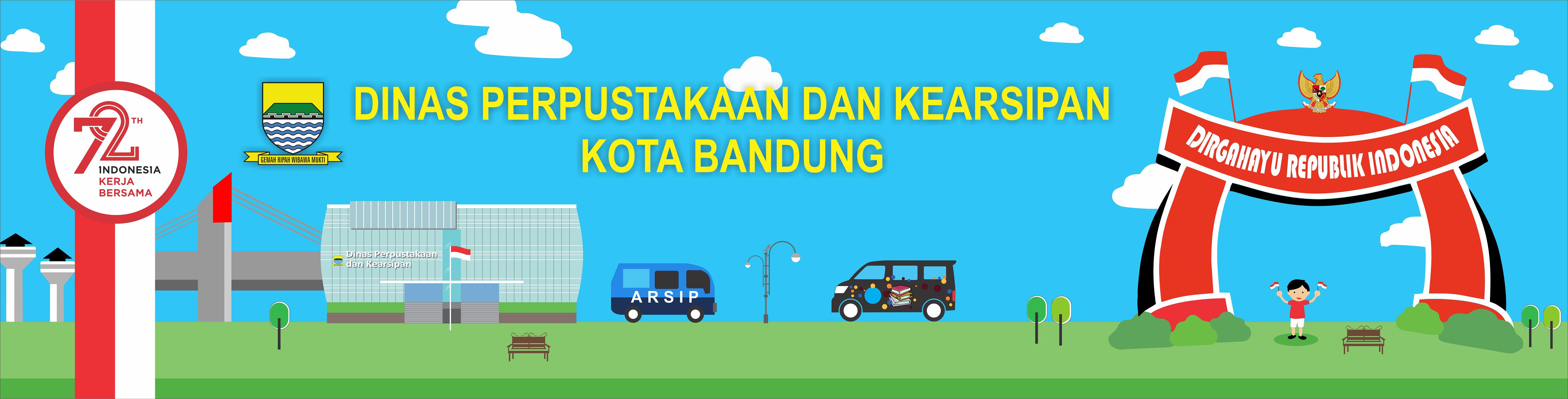 Dinas Perpustakaan dan Kearsipan Kota Bandung