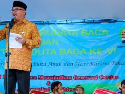 JAMBORE Budaya Baca dan Festival Duta Baca