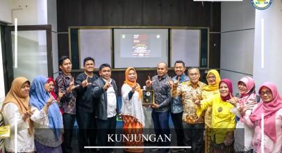 Kunjungan DPRD Kabupaten Siak, Provinsi Riau
