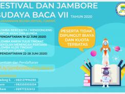 Festival dan Jambore Budaya Baca VII